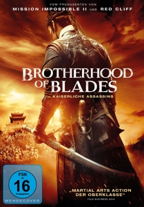 Brotherhood of Blades - Kaiserliche Assassins, 1 DVD | Dodax.ch