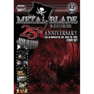 Metal Blade: 25th Year in Video | Dodax.nl