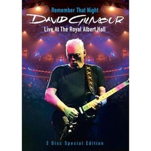 Remember That Night: Live at the Royal Albert Hall | Dodax.co.jp
