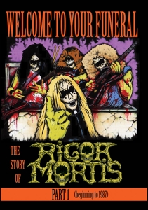Welcome to Your Funeral: Story of Rigor Mortis | Dodax.nl