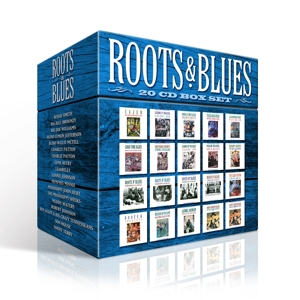 The Perfect Roots & Blues Collection | Dodax.it
