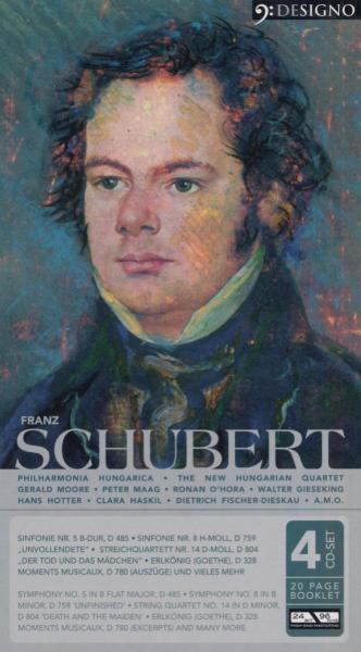 Franz Schubert [Box] [Germany] | Dodax.ch