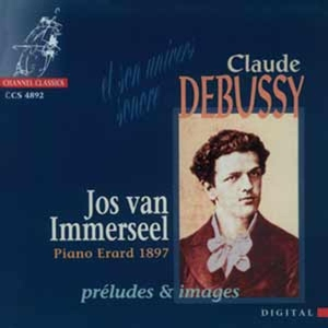 Claude Debussy: Préludes & Images | Dodax.at