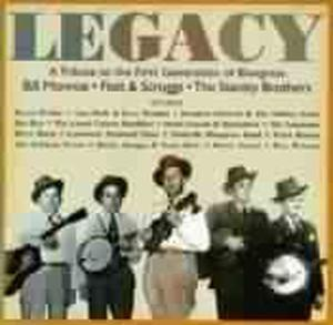 Legacy: A Tribute to the First Generation of Bluegrass | Dodax.es