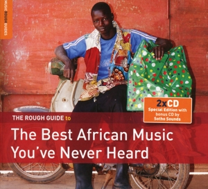 Rough Guide to the Best African Music You've Never Heard | Dodax.fr