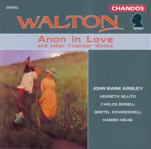 Walton: Anon in Love and other Chamber Works | Dodax.at