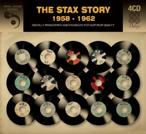 Stax Story 1958 To 1962 | Dodax.at