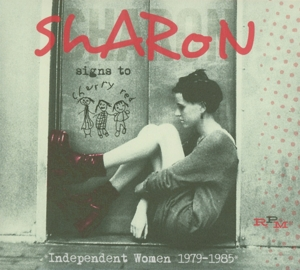 Sharon Signs to Cherry Red: Independent Women 1979-1985 | Dodax.nl