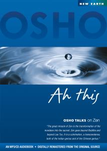 Ah This: Osho Talks on Zen [MP3] | Dodax.pl