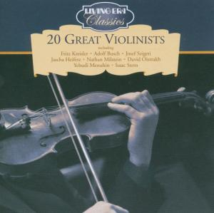 20 Great Violinists | Dodax.ch