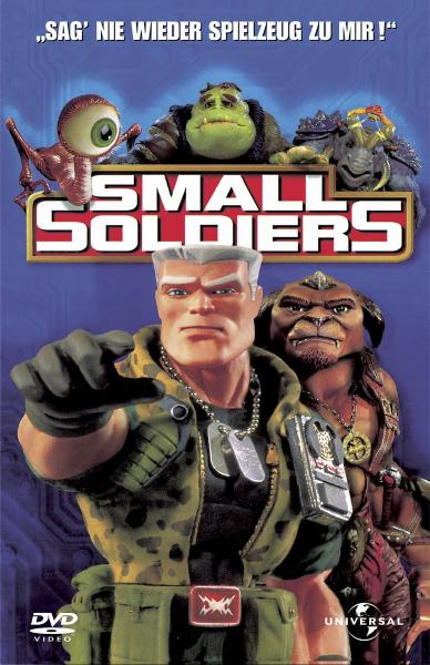 Small Soldiers, DVD | Dodax.ch