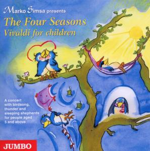 FOUR SEASONS - VIVALDI FOR CHILDREN | Dodax.ch