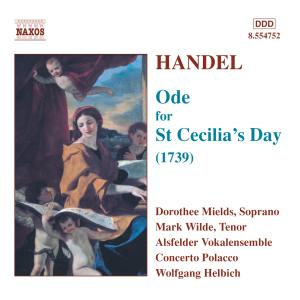 Handel: Ode for St. Cecilia's Day (1739) | Dodax.pl