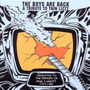 Boys Are Back in Town: A Thin Lizzy Tribute | Dodax.com