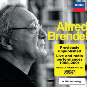 Alfred Brendel. Unpublished Live and Radio Performances 1968-2001, 2 Audio-CDs | Dodax.at