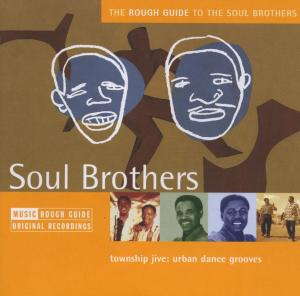Rough Guide to the Soul Brothers | Dodax.co.uk
