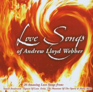 Love Songs of Andrew Lloyd Webber | Dodax.fr