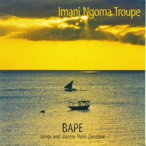 Bape: Songs and Dances from Zanzibar | Dodax.co.uk