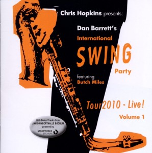 International Swing Party,Tour 2010 - Live! (1) | Dodax.es