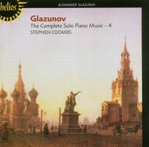 Glazunov: The Complete Solo Piano Music, Vol. 4 | Dodax.es