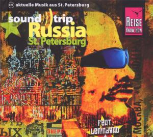 Reise Know-How sound trip Russia - St. Petersburg, 1 Audio-CD | Dodax.ch
