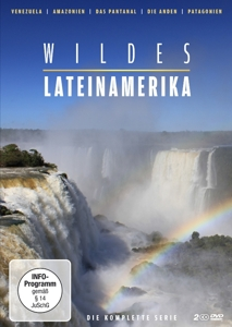 Wildes Lateinamerika, 2 DVDs | Dodax.at