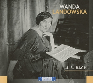 Landowska spielt Bach | Dodax.at