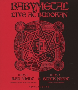 Live at Budokan: Red Night & Black Night Apocalypse [Video] | Dodax.co.jp