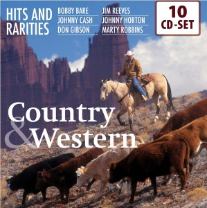 Country & Western: 200 Hits & Rarieties | Dodax.at