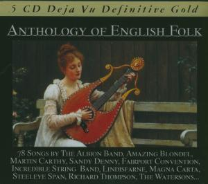 Anthology of English Folk Music | Dodax.co.uk