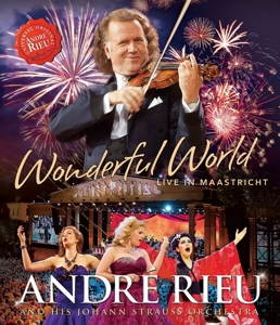 Andre Rieu Wonderful World Live In Maastrich