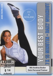 Your Best Body - 7x15 Min. Daily Workout | Dodax.at