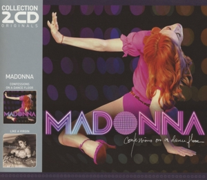 Confessions on a Dance Floor/Like a Virgin | Dodax.es