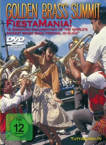 Golden Brass Summit - Fiestamania!, 1 DVD | Dodax.at