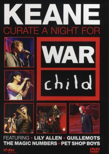 Keane Curate a Night for War Child   Dodax.at