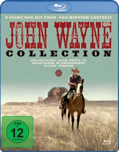 John Wayne Collection | Dodax.nl