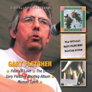 Feud of Love/The Official Gary Fletcher Bootleg Album/Human | Dodax.nl