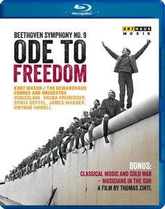Ode to Freedom - Beethoven Symphony No.9, 1 Blu-ray | Dodax.ch