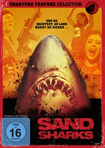 Sand Sharks, 1 DVD | Dodax.at