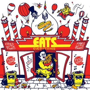 EATS EVERYTHING - FRIES WITH THAT? | Dodax.com