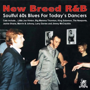 NEW BREED R&B - SOULFUL 60S BLUES FOR TODAYS DANCE | Dodax.de