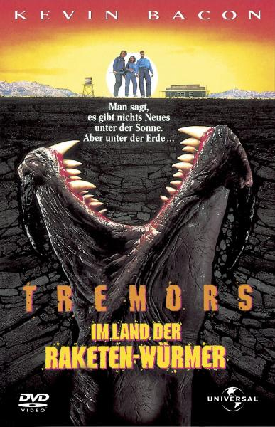 Tremors, DVD, mehrsprachige Version | Dodax.at