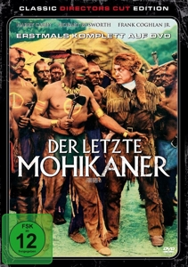 Der letzte Mohikaner, 1 DVD (Classic Directors Cut Edition) | Dodax.at