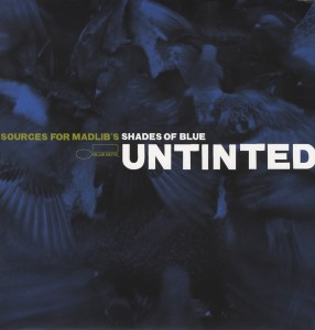 Untinted: Sources for Madlib's Shades of Blue | Dodax.de