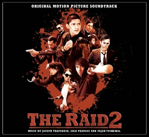 Raid 2 [Original Motion Picture Soundtrack] | Dodax.ch