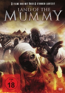 Land of the Mummy | Dodax.co.jp