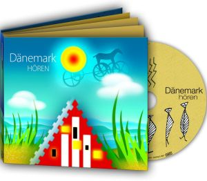 Dänemark hören, 1 Audio-CD | Dodax.at