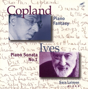Copland, Ives: Piano Works | Dodax.pl