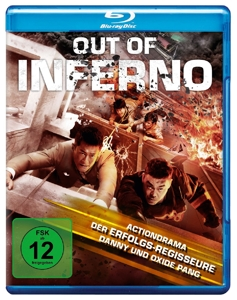 Out Of Inferno, 1 Blu-ray | Dodax.ch