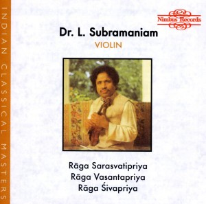 Indian Classical Masters: Three Ragas for Solo Violin | Dodax.fr